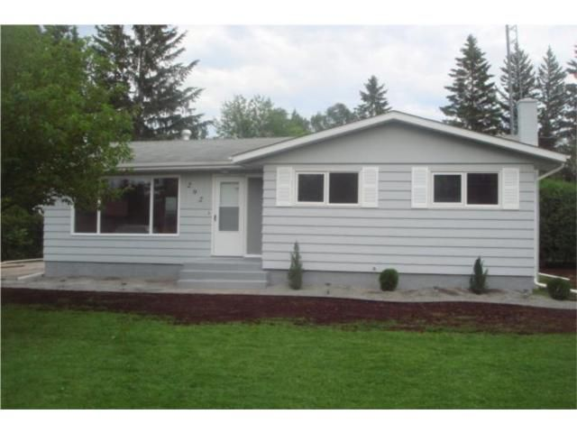 Main Photo: 292 PARK Avenue in LACDUBON: Manitoba Other Residential for sale : MLS®# 1014304