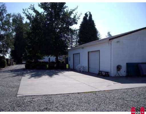 "Main Photo: 32491 HUNTINGDON Road in Abbotsford: Poplar House for sale in ""HUNTINGDON RD"" : MLS®# F2829588"