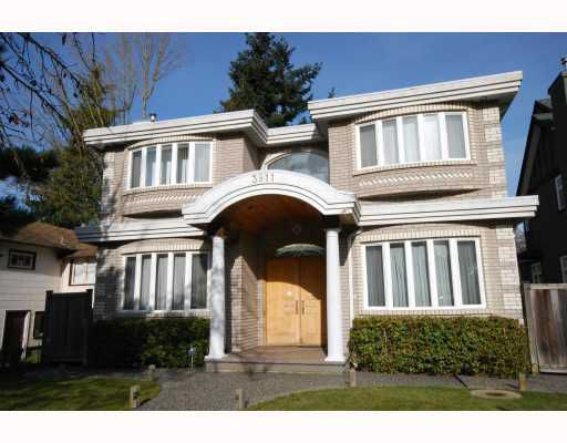 Main Photo: 3911 W 21ST Avenue in Vancouver: Dunbar House for sale (Vancouver West)  : MLS®# V750872