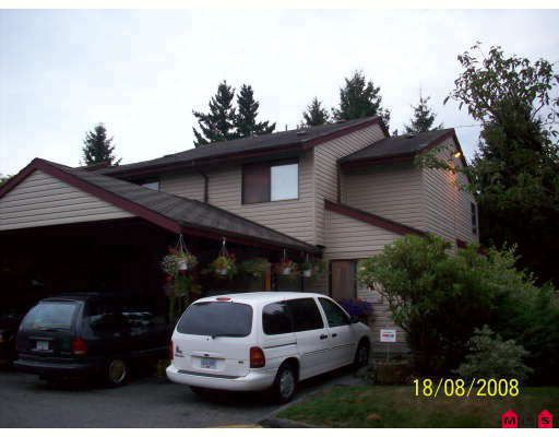 """Main Photo: 140 13880 74TH Avenue in Surrey: East Newton Townhouse for sale in """"WEDGEWOOD ESTATES"""" : MLS®# F2824847"""