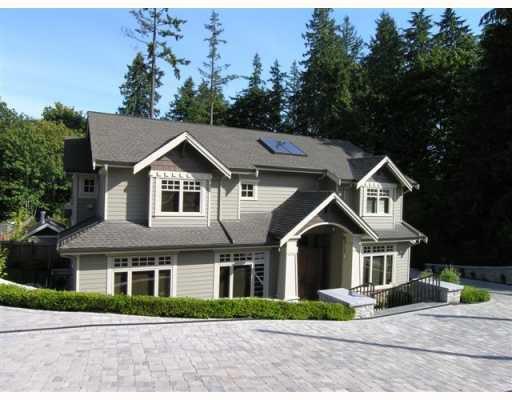 Main Photo: 306 N DOLLARTON Highway in North_Vancouver: Dollarton House for sale (North Vancouver)  : MLS®# V767123