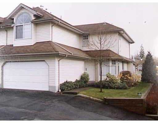 "Main Photo: 11 22538 116TH AV in Maple Ridge: East Central Townhouse for sale in ""FRASERVIEW VILLAGE"" : MLS®# V553868"