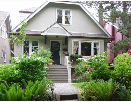 Main Photo: 3929 W 22ND Avenue in Vancouver: Dunbar House for sale (Vancouver West)  : MLS®# V778577