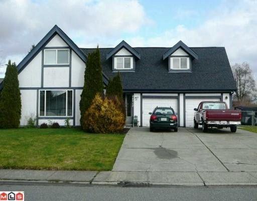 Main Photo: 26915 ALDER Drive in Langley: Aldergrove Langley House for sale : MLS®# F1004812