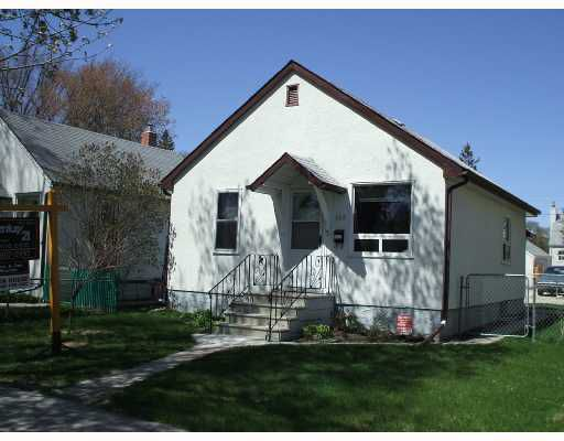 Main Photo: 519 TREMBLAY Street in WINNIPEG: St Boniface Residential for sale (South East Winnipeg)  : MLS®# 2808362