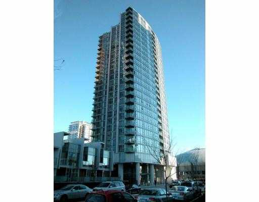 """Main Photo: 2510 131 REGIMENT Square in Vancouver: Downtown VW Condo for sale in """"SPECTRUM 3"""" (Vancouver West)  : MLS®# V767641"""