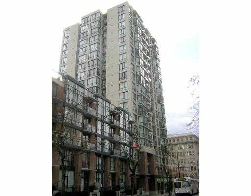 """Main Photo: 606 1082 SEYMOUR Street in Vancouver: Downtown VW Condo for sale in """"FREESIA"""" (Vancouver West)  : MLS®# V772497"""