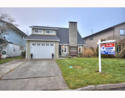 Main Photo: 4371 WINDJAMMER Drive in Richmond: Steveston South House for sale : MLS®# V749928