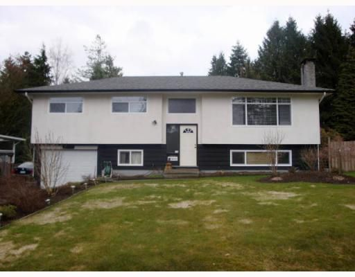 Main Photo: 12468 217TH Street in Maple_Ridge: West Central House for sale (Maple Ridge)  : MLS®# V757673