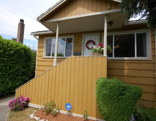 Main Photo: 3795 FRANCES Street in Burnaby: Willingdon Heights House for sale (Burnaby North)  : MLS®# V776457