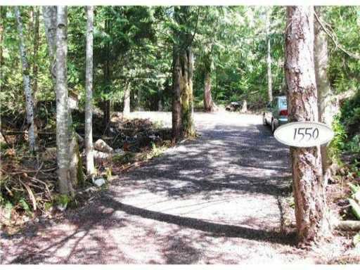 Main Photo: 1550 ADAMS Road: Bowen Island Home for sale : MLS®# V845602