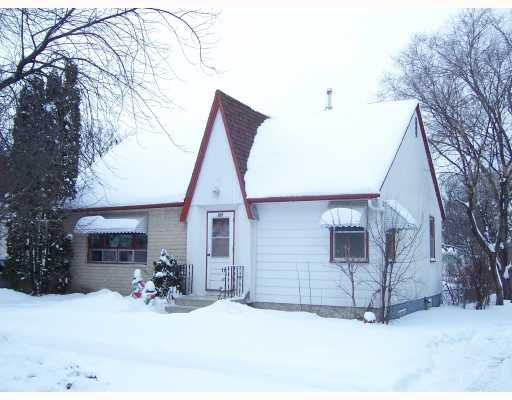 Main Photo: 921 BYNG Place in WINNIPEG: Fort Garry / Whyte Ridge / St Norbert Residential for sale (South Winnipeg)  : MLS®# 2900315