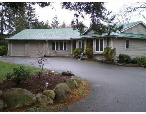 Main Photo: 12081 264TH Street in Maple_Ridge: Websters Corners House for sale (Maple Ridge)  : MLS®# V755781