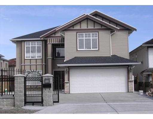 Main Photo: 2320 NO 4 Road in Richmond: Bridgeport RI House for sale : MLS®# V762182