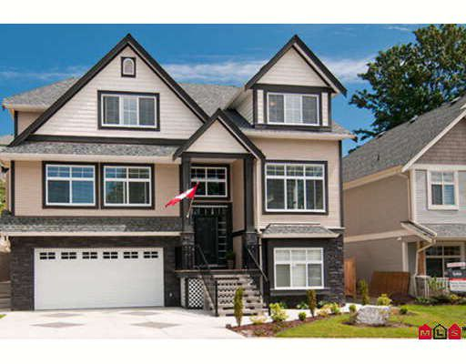 """Main Photo: 3960 KALEIGH Court in Abbotsford: Abbotsford East House for sale in """"SANDY HILL"""" : MLS®# F2915507"""
