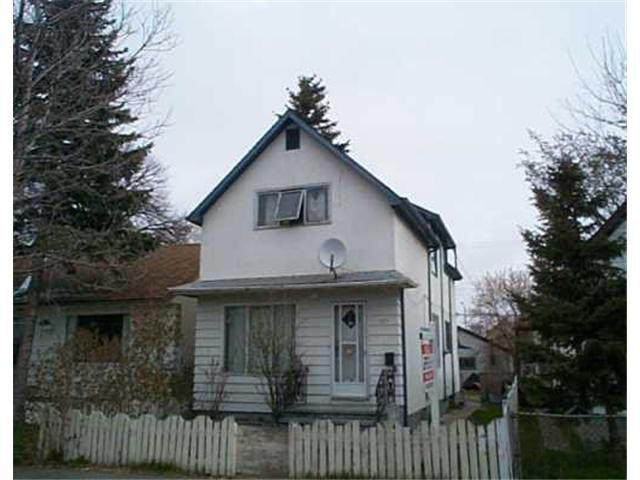 Main Photo: 721 FLORA Avenue in WINNIPEG: North End Residential for sale (North West Winnipeg)  : MLS®# 2505728