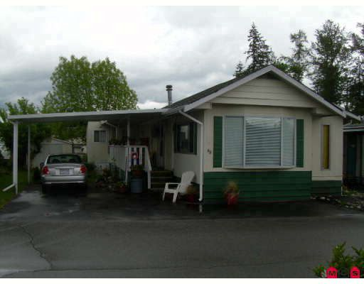 "Main Photo: 85 15820 FRASER Highway in Surrey: Fleetwood Tynehead Manufactured Home for sale in ""GREENTREE ESTATES"" : MLS®# F2831674"