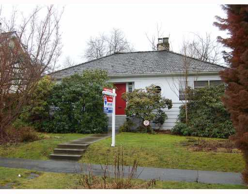 "Main Photo: 578 W 23RD Avenue in Vancouver: Cambie House for sale in ""DOUGLAS PARK"" (Vancouver West)  : MLS®# V755817"