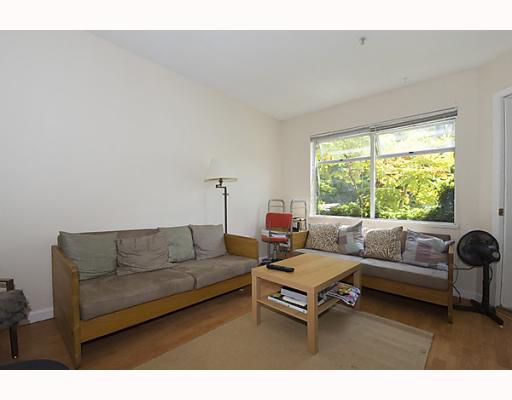 """Main Photo: 105 921 THURLOW Street in Vancouver: West End VW Condo for sale in """"KRISTOFF PLACE"""" (Vancouver West)  : MLS®# V774226"""