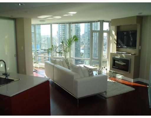 """Main Photo: # 1602 1255 SEYMOUR ST in Vancouver: Downtown VW Condo for sale in """"ELAN"""" (Vancouver West)  : MLS®# V730690"""