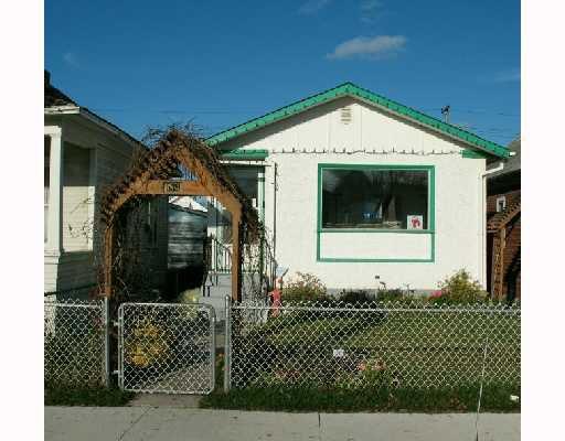 Main Photo:  in WINNIPEG: East Kildonan Single Family Detached for sale (North East Winnipeg)  : MLS®# 2718245