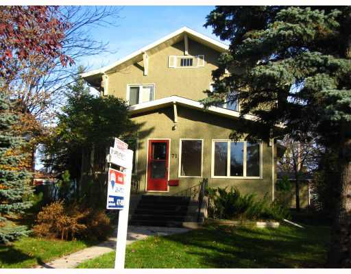 Main Photo: 71 DEER LODGE Place in WINNIPEG: St James Residential for sale (West Winnipeg)  : MLS®# 2820606