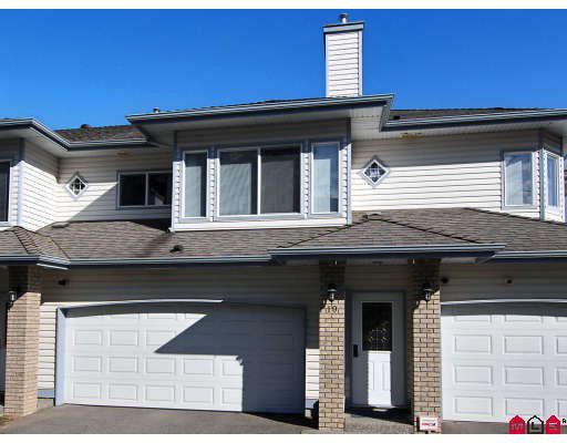 "Main Photo: 19 21579 88B Avenue in Langley: Walnut Grove Townhouse for sale in ""CARRIAGE PARK"" : MLS®# F2904607"