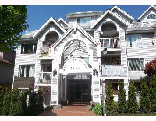 "Main Photo: 207 1433 E 1ST Avenue in Vancouver: Grandview VE Condo for sale in ""GRANDVIEW GARDENS"" (Vancouver East)  : MLS®# V764606"