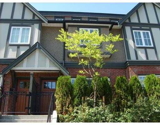 "Main Photo: 6181 OAK Street in Vancouver: South Granville Townhouse for sale in ""CARRINGTON"" (Vancouver West)  : MLS®# V781497"