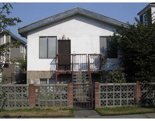 Main Photo: 3438 WELWYN Street in Vancouver: Victoria VE House for sale (Vancouver East)  : MLS®# V784386