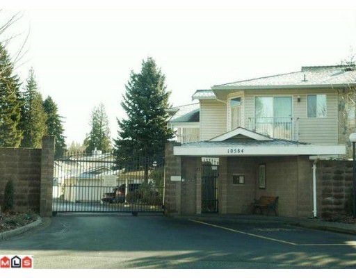 Main Photo: 222 10584 153 Street in Surrey: Guildford Townhouse for sale : MLS®# F1004341