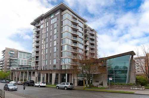 Main Photo: 805 1633 8TH Ave W in Vancouver West: Fairview VW Home for sale ()  : MLS®# V946452