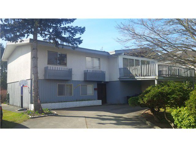Main Photo: 11280 GRANVILLE Avenue in Richmond: McLennan House for sale : MLS®# V1055523