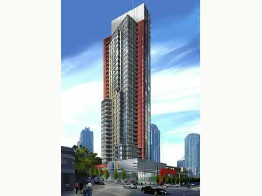 Main Photo: # 1603 1211 MELVILLE ST in Vancouver: Coal Harbour Condo for sale (Vancouver West)  : MLS®# V863458