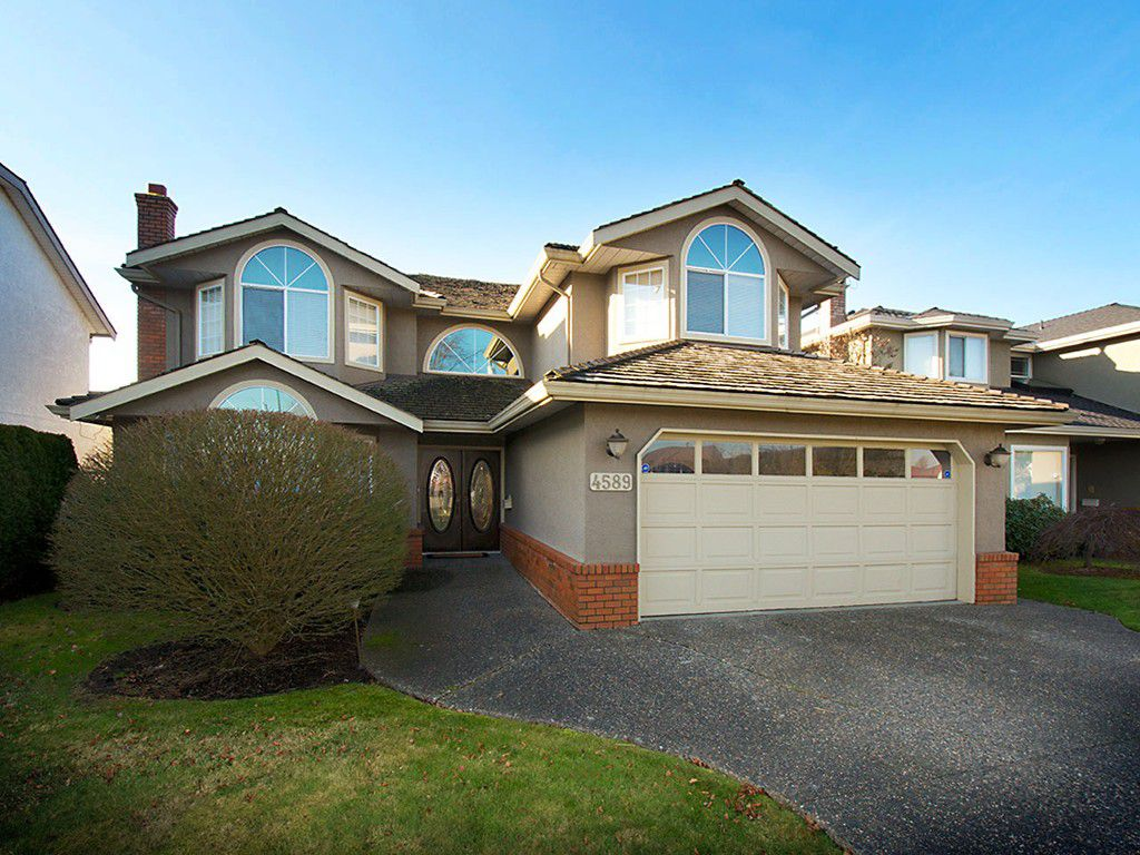 Main Photo: 4589 64TH Street in Ladner: Holly House for sale : MLS®# V1070679