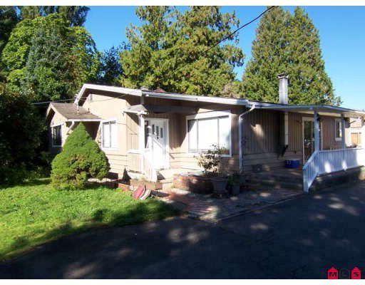 Main Photo: 17241 0 AV in : Pacific Douglas House for sale : MLS®# F2918254