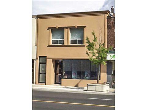 Main Photo: 2322 Danforth Avenue in Toronto: East End-Danforth House (2-Storey) for lease (Toronto E02)  : MLS®# E3213926