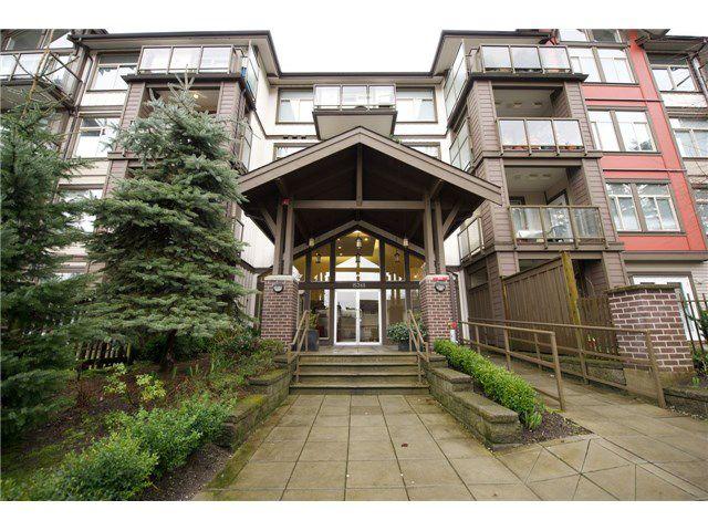"Main Photo: 203 15388 101ST Avenue in Surrey: Guildford Condo for sale in ""ESCADA"" (North Surrey)  : MLS®# F1449808"