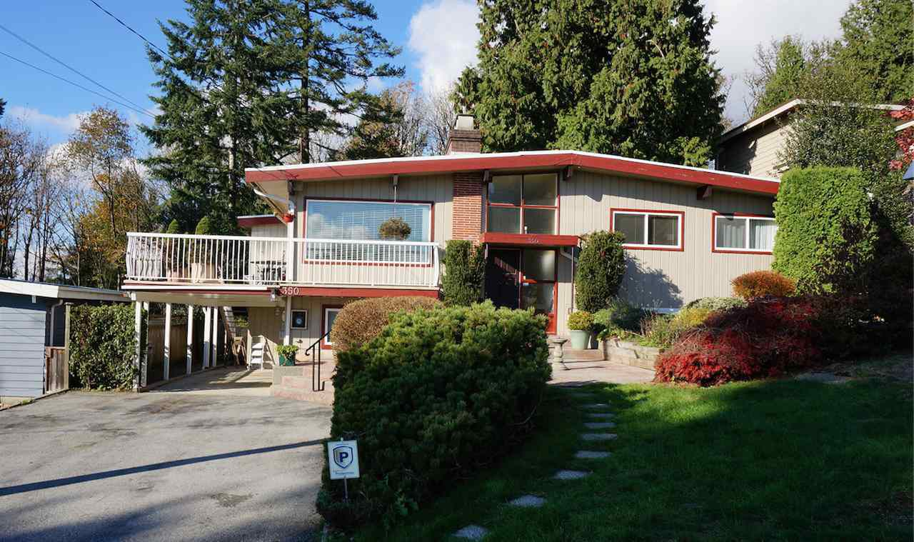 """Main Photo: 350 SEAFORTH Crescent in Coquitlam: Central Coquitlam House for sale in """"Austin Heights"""" : MLS®# R2011370"""