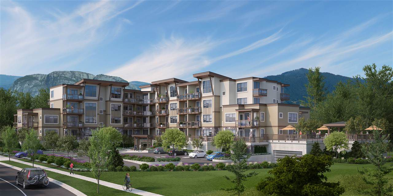 Main Photo: 303 1150 BAILEY Street in Squamish: Downtown SQ Condo for sale : MLS®# R2025771