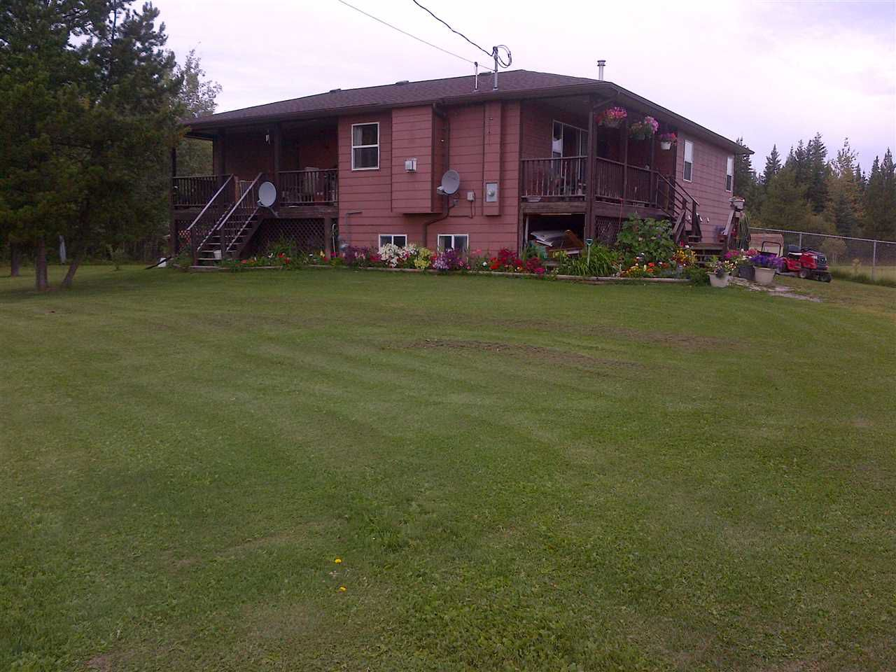 Main Photo: 7730 LARSON Road in Prince George: Blackwater House for sale (PG Rural West (Zone 77))  : MLS®# R2103996