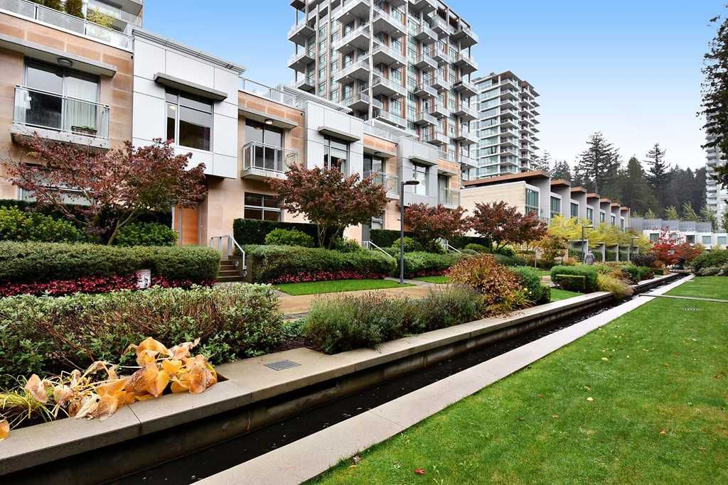 """Main Photo: TH105 5838 BERTON Avenue in Vancouver: University VW Townhouse for sale in """"THE WESBROOK"""" (Vancouver West)  : MLS®# R2117105"""
