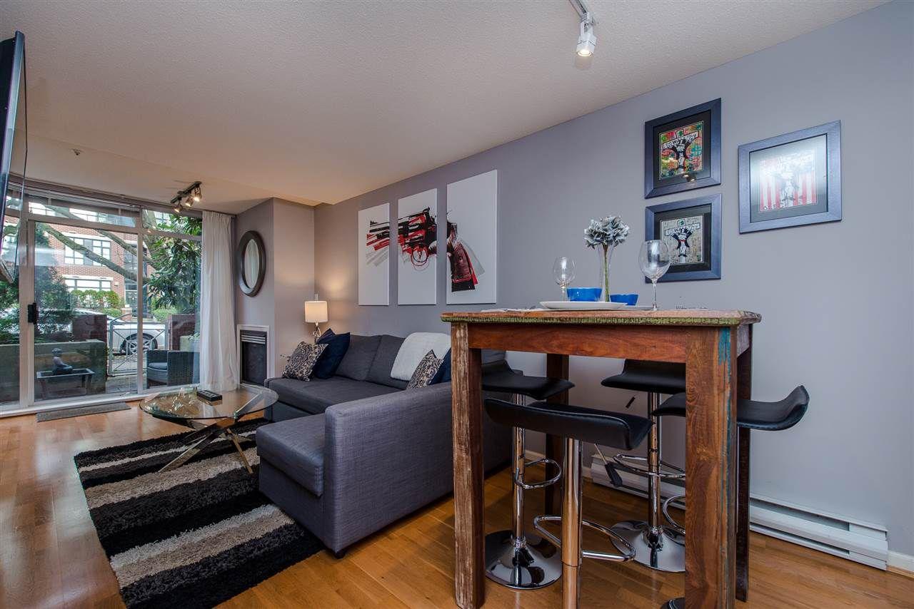 Main Photo: 103 2268 W 12TH Avenue in Vancouver: Kitsilano Condo for sale (Vancouver West)  : MLS®# R2127804