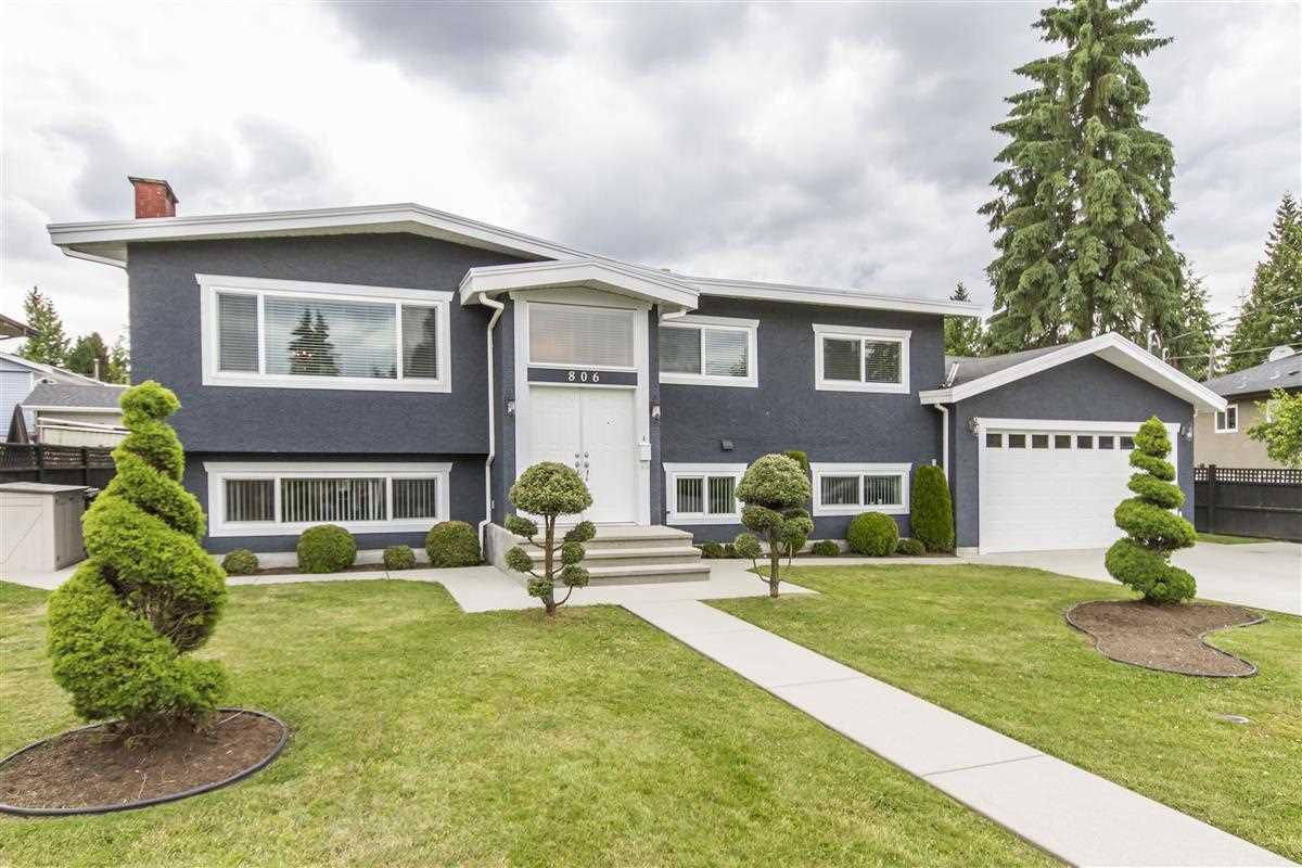 Main Photo: 806 WASCO Street in Coquitlam: Harbour Place House for sale : MLS®# R2187597