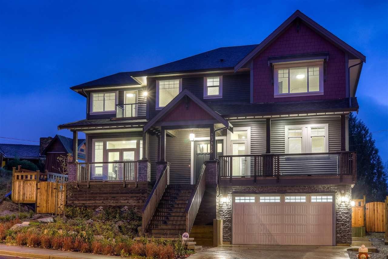 "Main Photo: 23816 110 Avenue in Maple Ridge: Cottonwood MR House for sale in ""WYNNRIDGE"" : MLS®# R2223891"