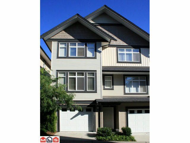 Main Photo: 100 19932 70TH AVENUE in : Willoughby Heights Condo for sale (Langley)  : MLS®# F1025278