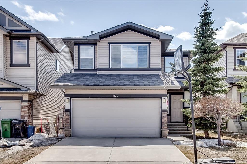 Main Photo: 226 PANAMOUNT Villa(s) NW in Calgary: Panorama Hills House for sale : MLS®# C4180980