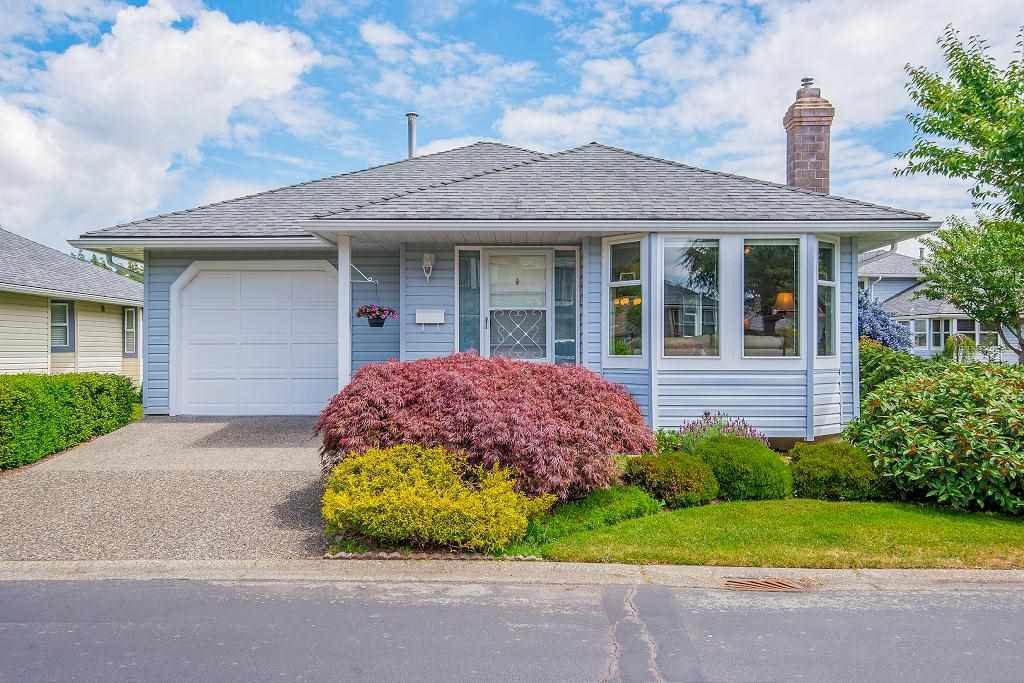 """Main Photo: 103 14280 19A Avenue in Surrey: Sunnyside Park Surrey Townhouse for sale in """"Tiffany Lane"""" (South Surrey White Rock)  : MLS®# R2286937"""