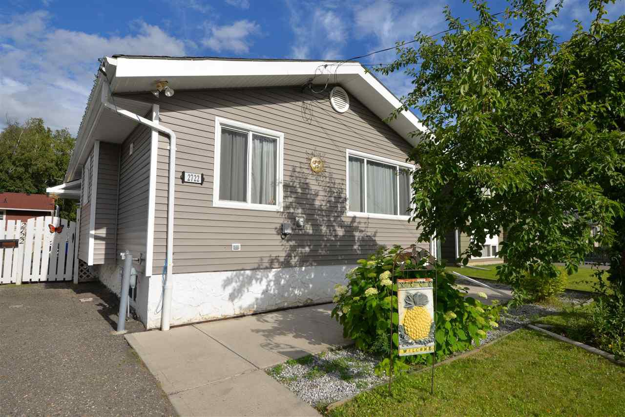"Main Photo: 2722 QUINCE Street in Prince George: VLA House for sale in ""UPPER VLA"" (PG City Central (Zone 72))  : MLS®# R2289041"