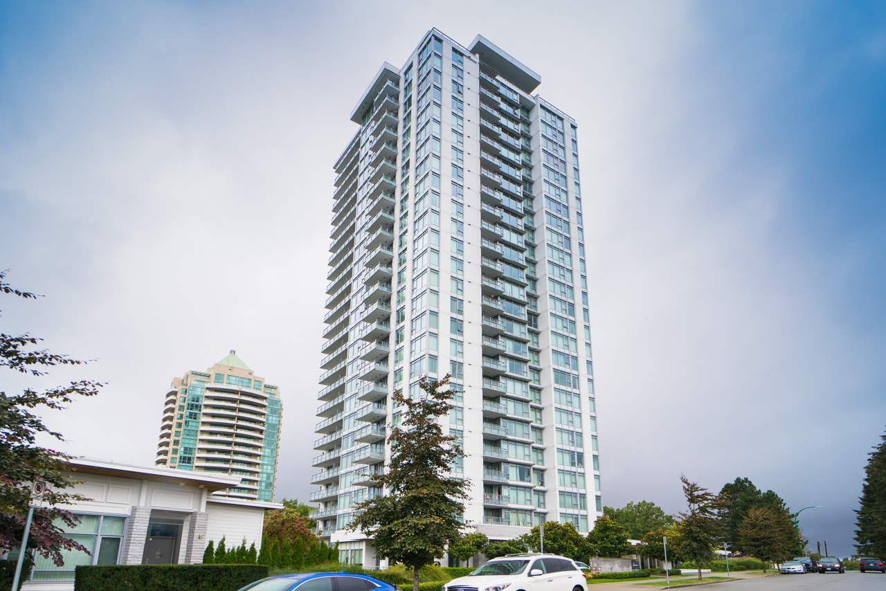 Main Photo: 606 6688 ARCOLA Street in Burnaby: Highgate Condo for sale (Burnaby South)  : MLS®# R2306766